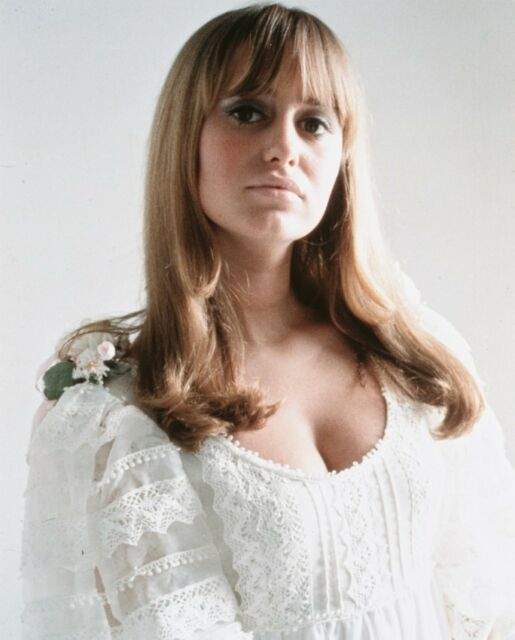 SUSAN GEORGE BUSTY LATE 60'S COLOR PHOTO OR POSTER