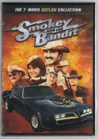 Smokey And The Bandit Dvd The 7-movie Outlaw Collection