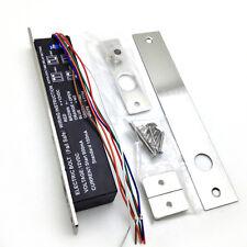 Elektromechanische Türverriegelung für Zarge, Automat. Verriegelung