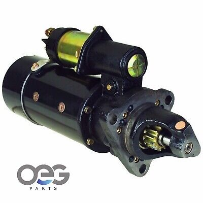 10479067 10479142 New Starter For Delco 42MT 24-Volt 11-Tooth 10461358