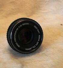 Pentax-M SMC 50mm f/2 Prime Lens ** SLR / DSLR NEX M4/3 EOS 4/3
