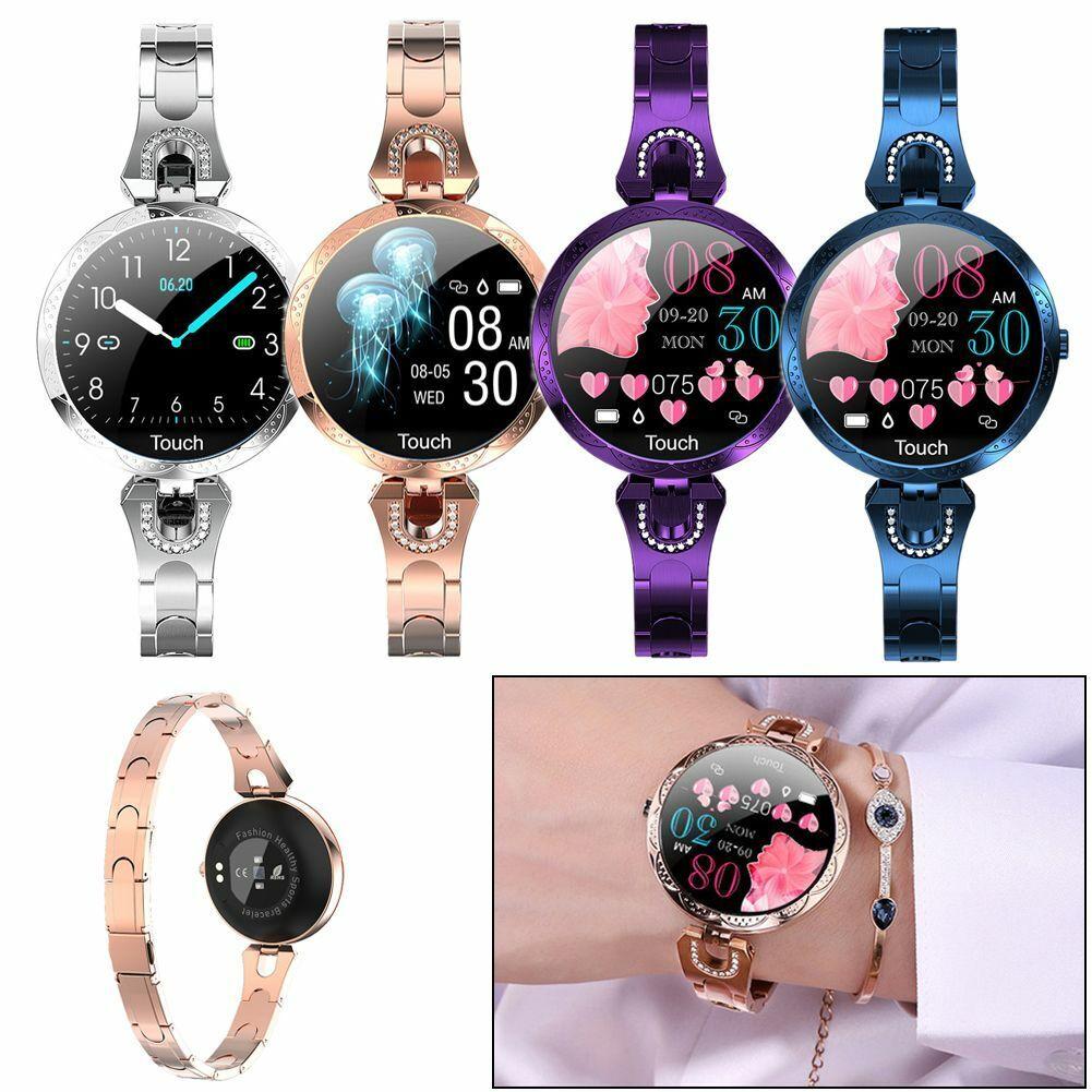 Chic Smart Watch Fitness Tracker Bracelet Heart Rate Monitor for Women Girls bracelet chic Featured fitness for heart monitor rate smart tracker watch