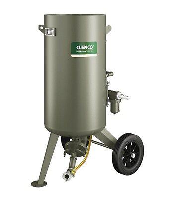 Clemco Druckstrahlkessel Cadwb-2460 (300l) Doppelkammer U Ersatzteile Sandstrahl