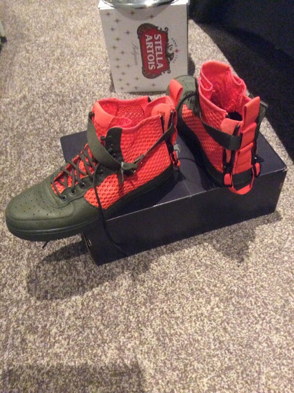 Nike SF AF1 Mid Mid AF1 QS Homme DS 799a66