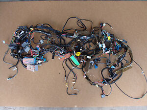 details about 2000 c5 corvette automatic dash interior wiring harness w digital air 060517 Electrical Harness
