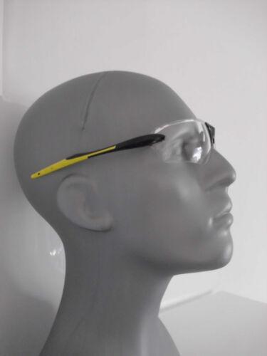Arbeitsschutzbrille Moderne Schutzbrille Sportbrille EN 166 Laborbrille