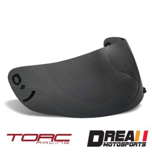 TORC T14 STRYKER MATTE FLAT BLACK WHITE FULL FACE MOTORCYCLE HELMET DOT XS-XXL