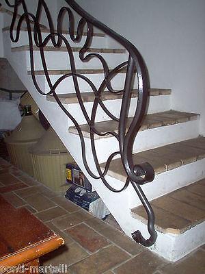 GARDE CORPS Fer Forgé . Italian Style et Design . Créations personnalisées. 005