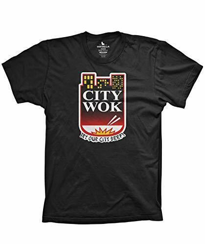 City Wok Shirt funny tshirts graphic tees