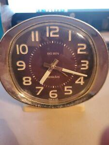 Vintage Westclox Big Ben Countertop Alarm Clock (works)
