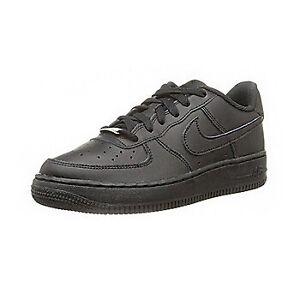 Nike Air Force 1 Junior Leather Black