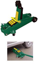 Brookstone-2-Ton-Trolley-Jack-Gs-Tuv-with-Swivel-Castors-amp-Grab-Handle