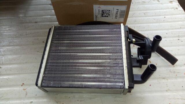 FT6102 Scambiatore calore,Radiatore  Riscaldamento abitacolo FIAT PANDA dal 1980