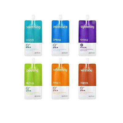 [ARITAUM] Fresh Power Essence Pouch Pack 10ml (10types) - Korea Cosmetic