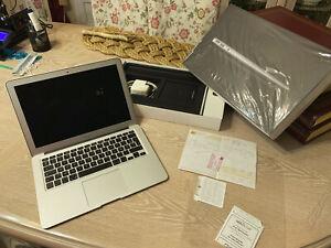 """Macbook Air 13,3"""" i5 à 1,7GHz, 4Go de ram, 480Go ssd"""