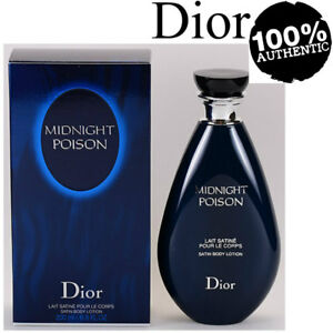 5fb4999b6d 100%AUTHENTIC MOST RARE HUGE 200ML DIOR MIDNIGHT POISON PERFUMED ...