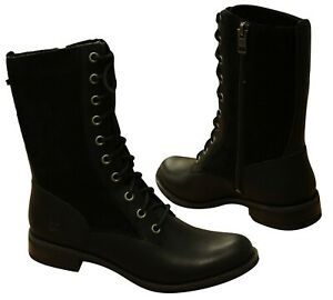 bottes noire timberland