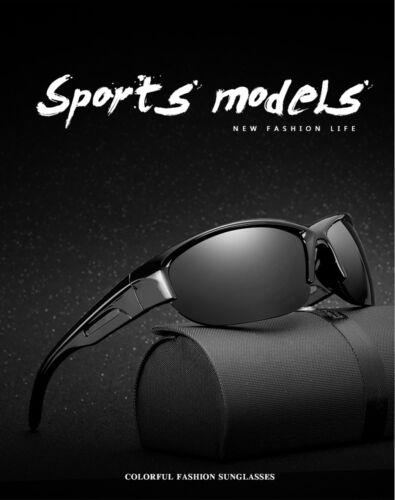 Schutz UV 400 Hülle Geschenk polarisiert Sport Modelle Sonnenbrille