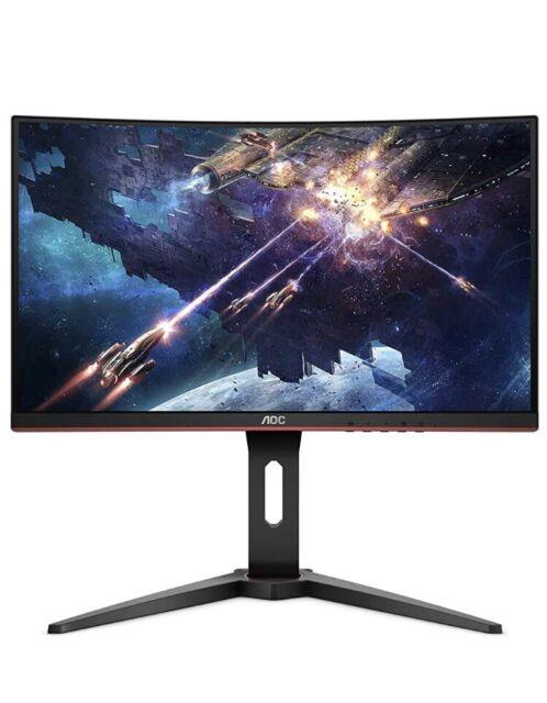 AOC C24G1 24in. Gaming Monitor - Black