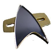 DS9 + Voyager Communicator STAR TREK (Metall) mit Magnet Befestigung QMX neu
