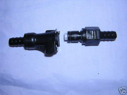 8mm P nuevas acoplamiento de liberación rápida de Combustible