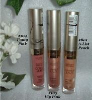 1 L'oreal Colour Juice Or Glaze Lipgloss 105 Vip Pink (glaze)