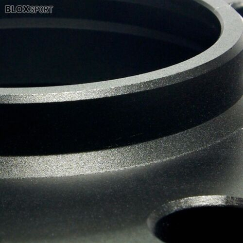 20mm 5 Lug Wheel Spacers Saab 9-3 5x110 Forged Aluminum 6061-T6 W// Bolts 4
