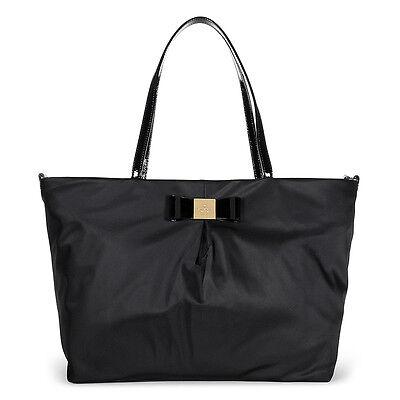 Kate Spade New York Veranda Place Nylon Blossom Baby Bag - Black
