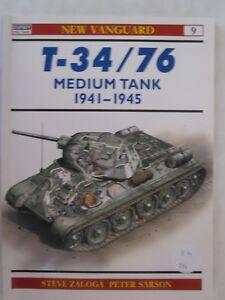 T-34 76 Medium Tank, 1941-45