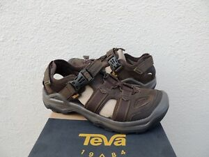835c24386039 Image is loading TEVA-OMNIUM-2-TURKISH-COFFEE-LEATHER-WATER-SHOES-
