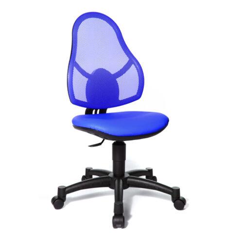 Kinderdrehstuhl Schreibtischstuhl Bürostuhl Topstar Open Art Junior blau B-Ware