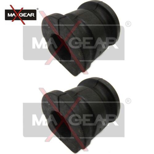 2 x MAXGEAR 6Q0411314N7MG Lagerung Stabilisator 2 Stabilager 72-1088