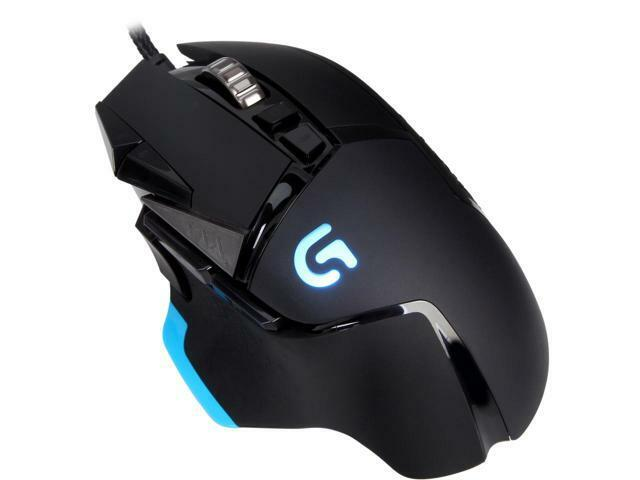 LOGITECH G502 Proteus Core Tunable Gaming Mouse #910-004074