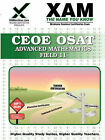 Ceoe Osat Advanced Mathematics Field 11 Teacher Certification Test Prep Study Guide by Sharon Wynne (Paperback / softback, 2008)