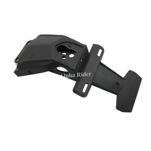 Rear Fender License Plate Holder Turn Signal Light Mudguard FOR YAMAHA XG250