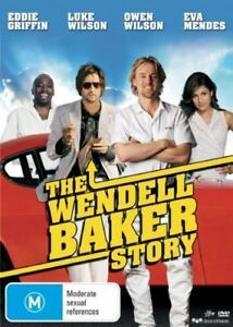 The-Wendell-Baker-Story-dvd-region-4-Australia-like-new-condition-free-postage