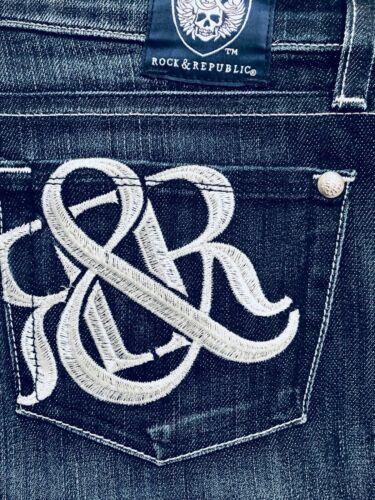 W 26 Jeans Rock Victoria Kassandra Republic And Beckham xZaZwYA0