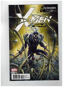 X-MEN-GOLD-11-Venomized-Villains-Variant-Cover-2017-Marvel-Comics