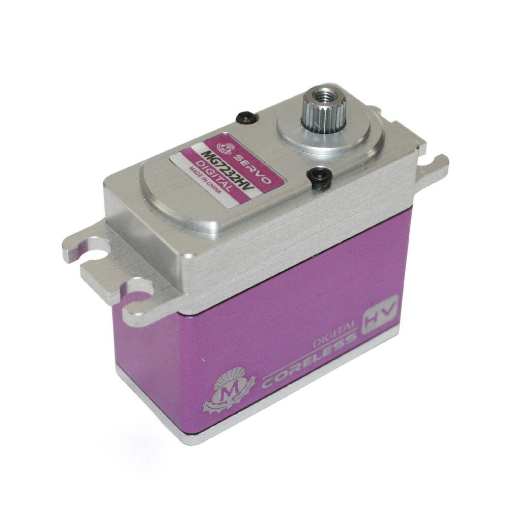 MacGregor MG7232HV 31.5 KG.cm 0.09s Alta tensione Servo   preferenziale