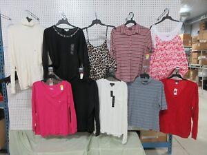 Abbigliamento corte Large Spaghetti Womens corto Tops maniche Xl a Lotto Extra 10 xUwSPtnX7