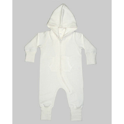 Babybugz Baby All in One - Plain Baby Unixes Onesie / All In One Sleepsuit