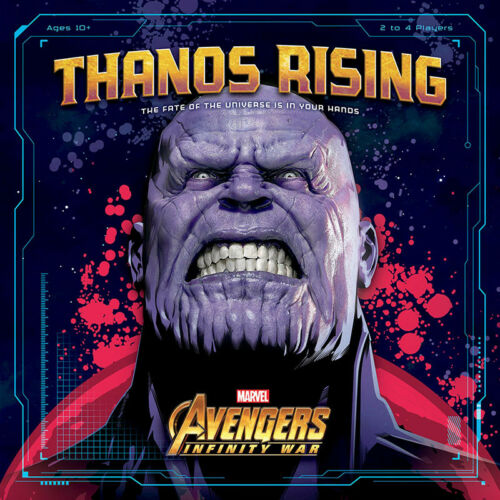 Thanos Rising Avengers Infinity War Cooperative Dice /& Card Game