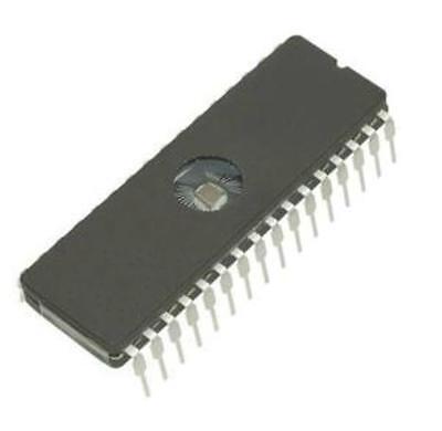 M27C4001-10F1 IC EPROM 4M parallelo 32 CDIP