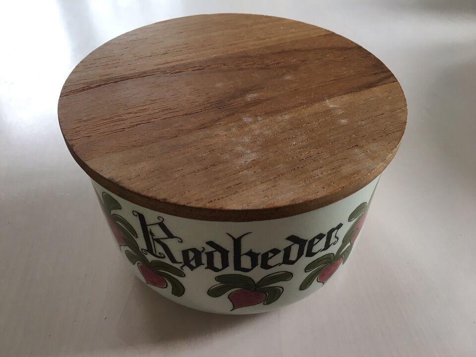 Keramik, Rødbedekrukke, Knabstrup