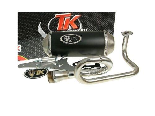 Sport-Auspuff Turbo Kit GMax M4T061-N REX Capriolo Off Limit RS 250 450 460 500