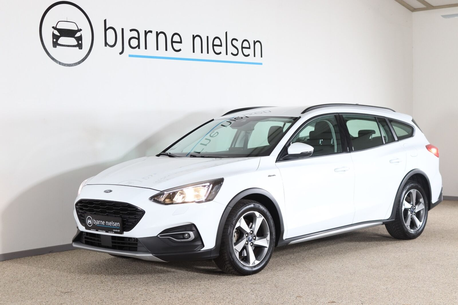 Ford Focus 1,0 EcoBoost Active Business stc. 5d - 249.900 kr.