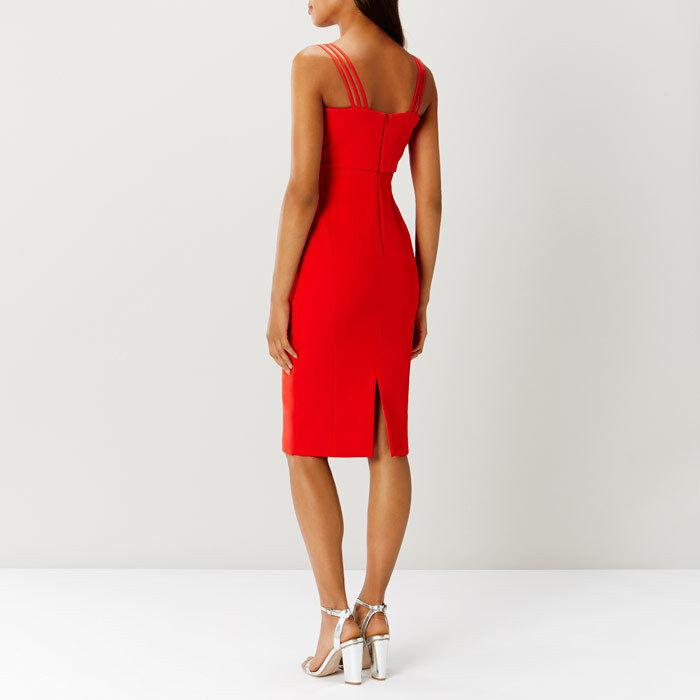 Coast Scarlett Scarlett Scarlett Shift Dress Size rrp  LS172 ii 08 e710b4