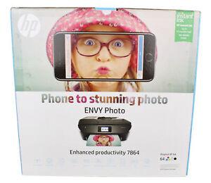 HP-ENVY7864-Photo-All-in-One-Wireless-Inkjet-Printer-w-Duplex-Printing-amp-Wi-Fi