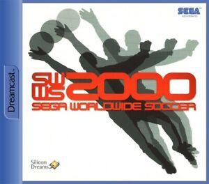 SEGA-Dreamcast-Spiel-Sega-Worldwide-Soccer-2000-mit-OVP-OVP-beschaedigt