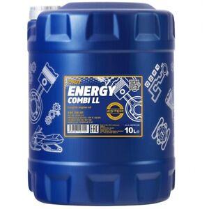 10 liter 5w 30 mannol energy combi ll longlife motor l vw audi bmw mercedes 5w30 ebay. Black Bedroom Furniture Sets. Home Design Ideas